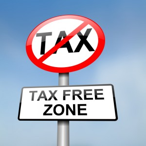 CAPITAL GAINS | Road Sign Tax Free Zone Super