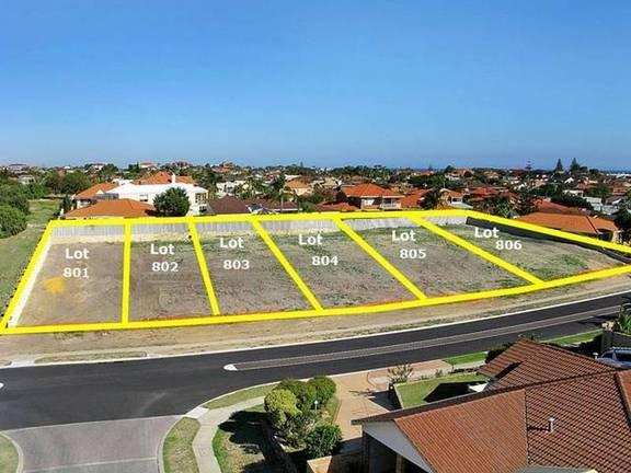 Property Development of old land holdings